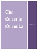The Quest in Quemika