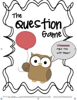 The Question Game