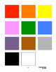 The Quickest Colour - easy french colour vocabulary game