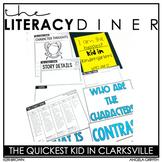 The Quickest Kid in Clarksville - The Literacy Diner Kinde