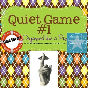 The Quiet Game 1