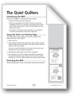 The Quiet Quilters (Deductive Reasoning)