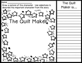 The Quilt Maker's Gift Book Companion Packet