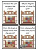 The Quilt Story Comprehension Cards