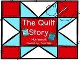 The Quilt Story Homework - Scott Foresman 2nd Grade
