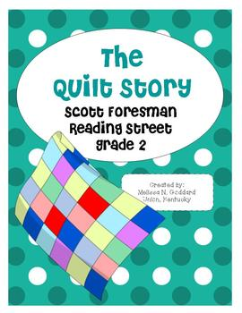 The Quilt Story : Reading Street: Grade 2 by The Teachers Fairy : reading quilt - Adamdwight.com