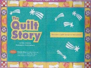 """""""The Quilt Story"""" brought to life through animations"""