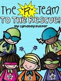 "The ""R"" Team to the Rescue {R-Controlled Vowel Mega Bundle!}"