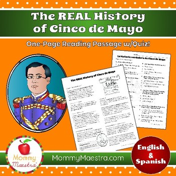 The REAL History of Cinco de Mayo