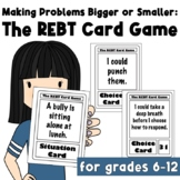 The REBT Card Game: Coping Skills, Mindfulness