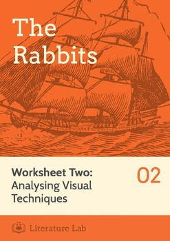 The Rabbits - Analysing Visual Techniques Worksheet