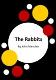 The Rabbits by John Marsden and Shaun Tan - 6 Worksheets