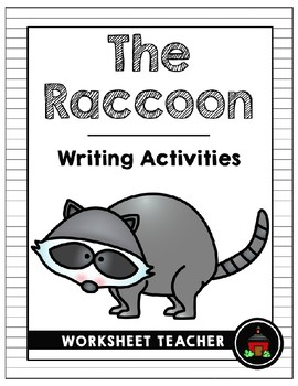 The Raccoon Writing Activities