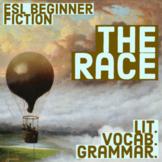 The Race. ESL Fiction - Intermediate Version - Vocab. Gram