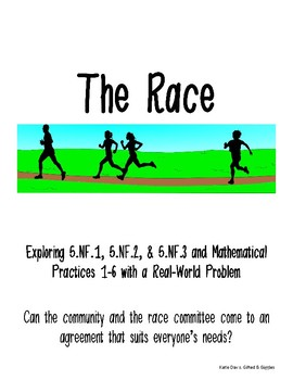 The Race: Fractions and Math Practices