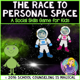 The Race to Personal Space (A Social Skills Board Game)