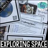Space Race Timeline Activity