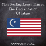 The Racialization of Islam: Close Reading