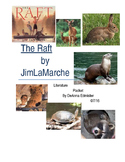 The Raft by Jim LaMarche Literature Packet