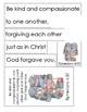 The Rag Coat Bible Verse Printable (Ephesians 4:32)
