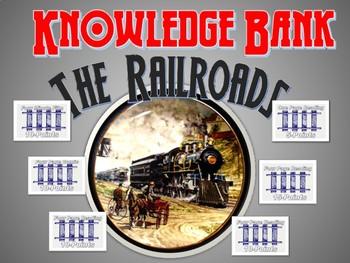 The Rail Roads Digital Knowledge Bank