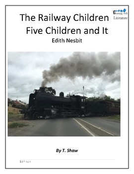 The Railway Children and Five children and It by E. Nesbit