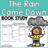 Book Study-The Rain Came Down
