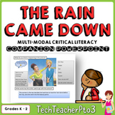 The Rain Came Down by David Shannon Multi Modal PowerPoint Critical Literacy