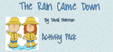 The Rain Came Down by David Shannon- 10 Activities!