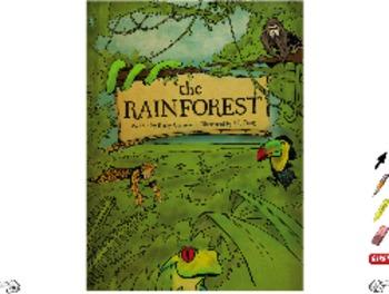 The Rain Forest - ActivInspire Flipchart