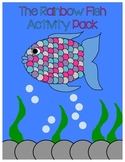 The Rainbow Fish Display & Activity Pack/Teachers Aid/Homeschool Pack