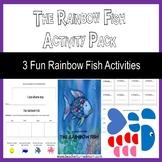The Rainbow Fish Activity Pack (Lower Elementary -  Print & Go)