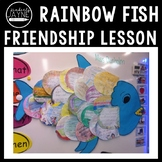 #ausbts18 The Rainbow Fish Friendship Lesson