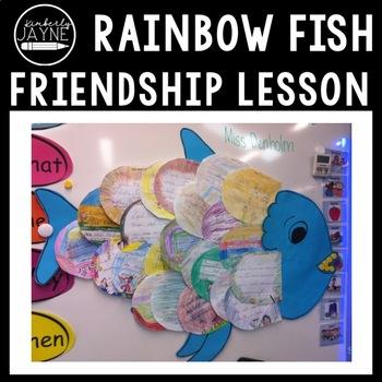 The Rainbow Fish Friendship Lesson