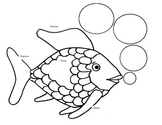 The Rainbow Fish Graphic Organizer