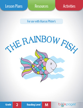 The Rainbow Fish Lesson Plans & Activities Package, Second