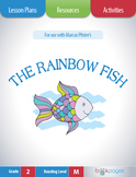 The Rainbow Fish Lesson Plans & Activities Package, Second Grade (CCSS)