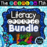The Rainbow Fish Literacy Centers Bundle