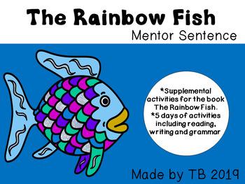 The Rainbow Fish Mentor Sentence