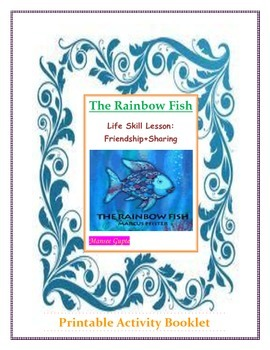 The Rainbow Fish - Printable Activity Booklet