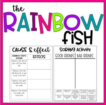 The Rainbow Fish / Read-Aloud Book Companion