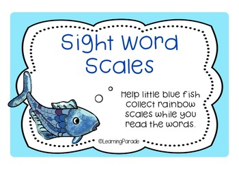 The rainbow fish read alou by learning parade for One fish two fish read aloud