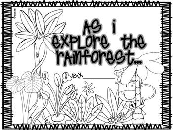 The Rainforest Habitat/Biome