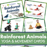 Distance Learning: The Rainforest Yoga & Movement Pose Car