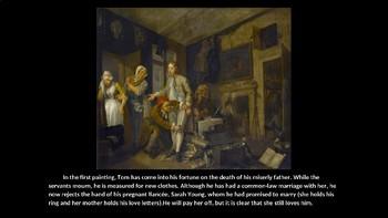 The Rake's Progress PowerPoint - William Hogarth
