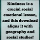 The Random Acts of Kindness Postcard Challenge #kindnessrocks