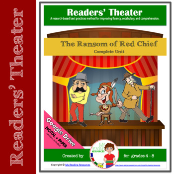 The Ransom of Red Chief (O. Henry) Readers Theater UNIT