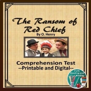 The Ransom of Red Chief TEST