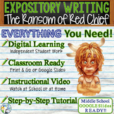 The Ransom of Red Chief by O. Henry - Text Dependent Analysis Expository Writing
