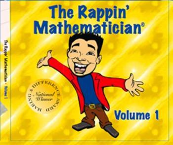 The Rappin' Mathematician: Volume 1